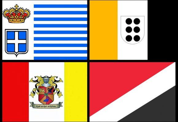 Los cuatro países que usted no conoce