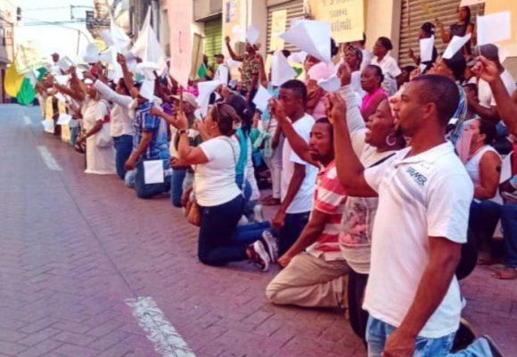 San Onofre, un pueblo que se arrodilló en defensa de su alcalde