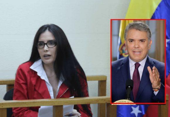 ¿A quién le conviene que Aída Merlano se quede en Venezuela?