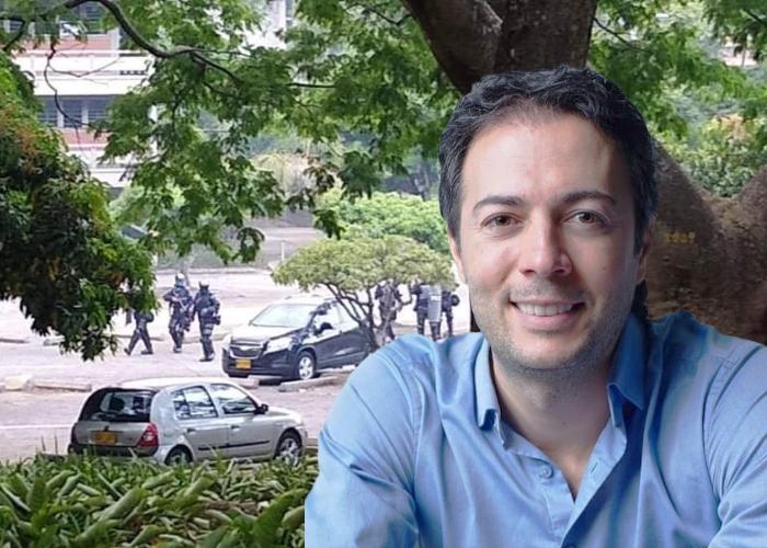 La traición de Daniel Quintero a los estudiantes