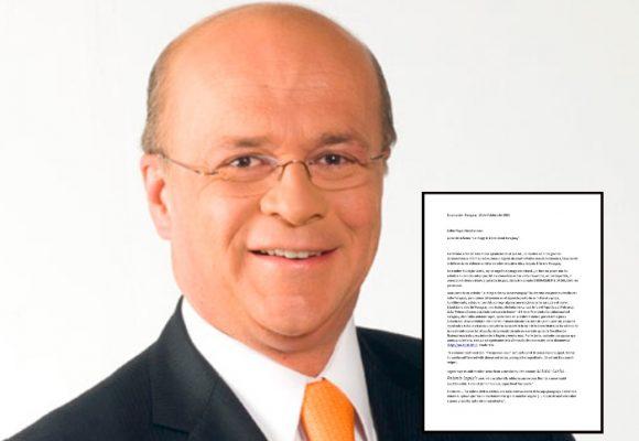 Carta abierta de profesores a Carlos Antonio Vélez