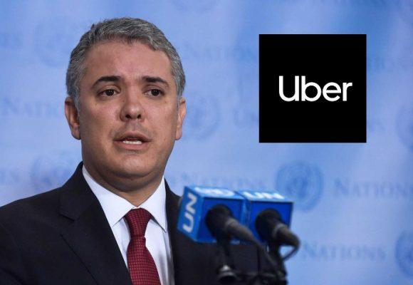 Iván Duque, el gran perdedor con el regreso de Uber