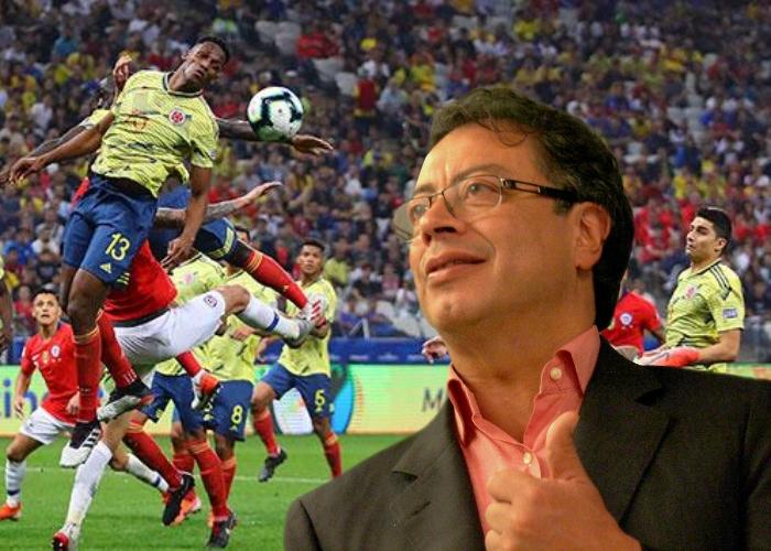 El populismo de Petro con el fútbol colombiano