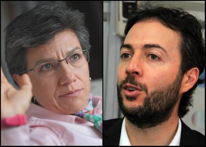El autoritarismo de Claudia López y Daniel Quintero