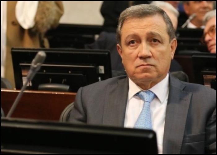 La jugadota del Senador Ernesto Macías