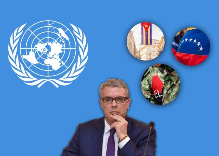 Política exterior de Iván Duque: 18 meses varada