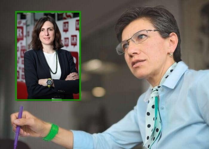 Una nueva contradicción de Claudia López