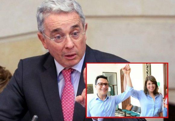 La obsesión de Uribe con la alcaldesa de Santa Marta y el gobernador Caicedo