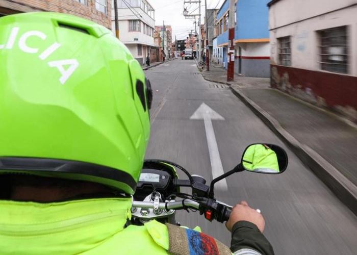 Reportados 21 robos cada hora: el reto para la policía en Bogotá