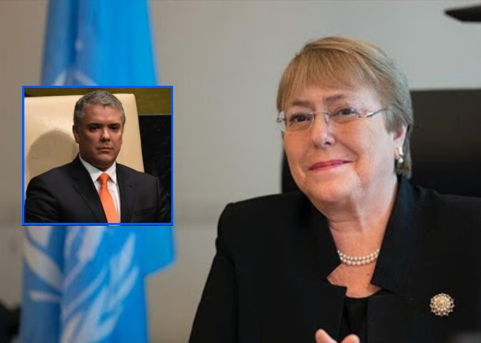 Las 13 recomendaciones de la ONU a Duque