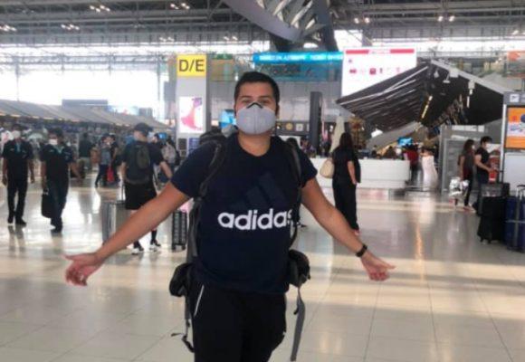 El infierno que vivió un colombiano tras ser acusado de robo en Tailandía