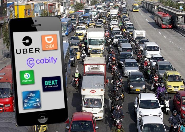 Cuatro aplicaciones de transporte que podrá utilizar tras la salida de Uber