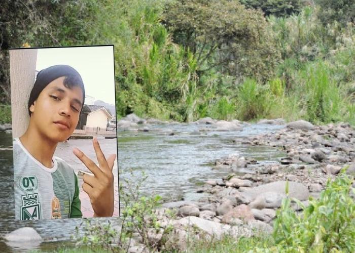 Nicolás Chirán, un héroe de 16 años que murió salvando a su hermano