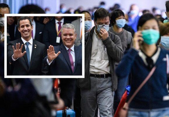 Hay plata para mover a Guaido y no para salvar a los colombianos en Wuhan