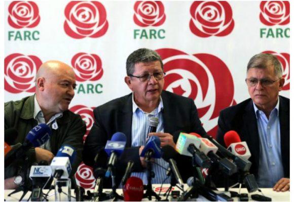 Señores de FARC, así no es