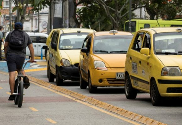 Día sin carro: el multimillonario e injusto regalo a los taxistas