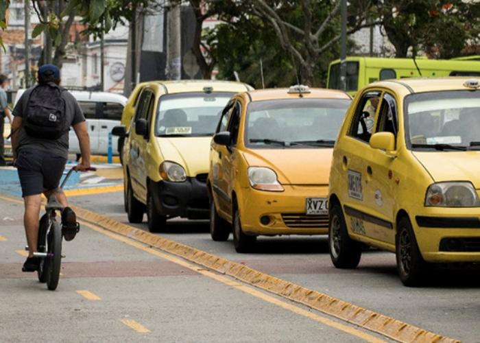 Día sin carro: el multimillonario e injusto regalo a los taxistas