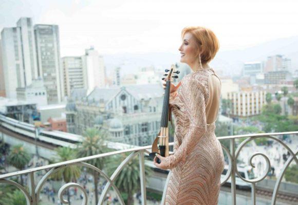Alejandra Torres, la primer latina en la Filarmonica de Viena