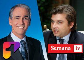 Semana y Canal 1: acuerdo de dos duros empresarios
