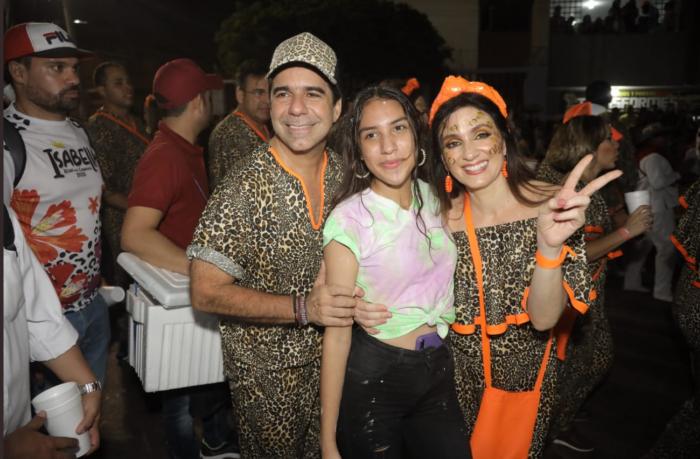 Alejandro Char familia