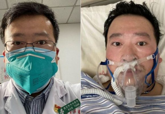 La muerte del médico chino censurado que alertó del coronavirus desata la furia mundial