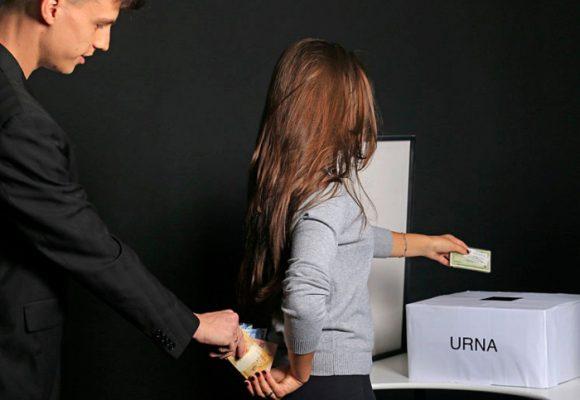 A propósito de la compra de votos en Colombia