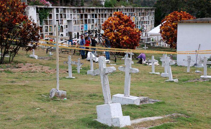 Cementerio Las Mercedes, Dabeiba