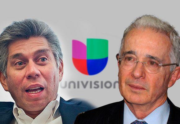 Daniel Coronell, director de noticias de Univisión, ordenó bajar la nota contra Álvaro Uribe