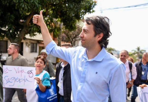 ¿El alcalde de Medellín se equivocó con el ESMAD?