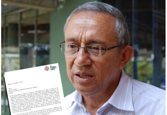 Castigo a Darío Acevedo por mentir
