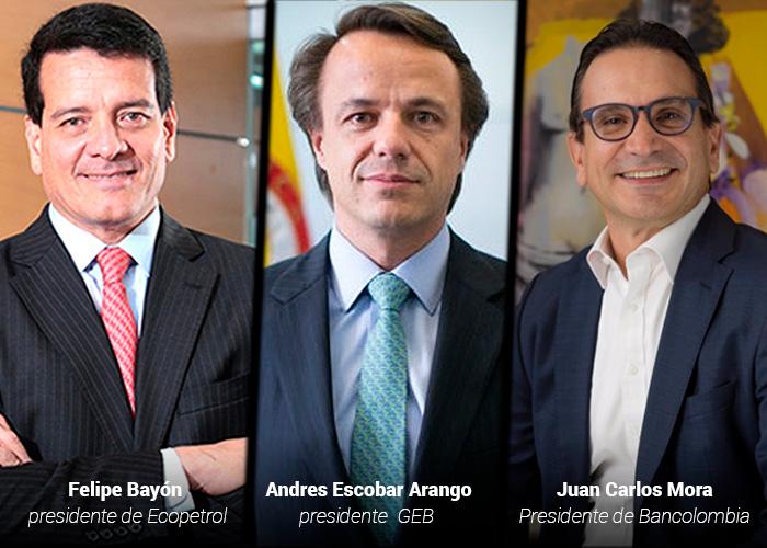 Ecopetrol, GEB, Sura y Bancolombia, las acciones preferidas