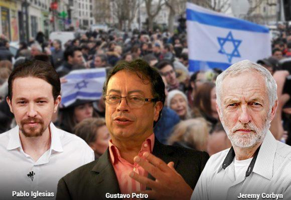 ¿Es la izquierda antisemita?