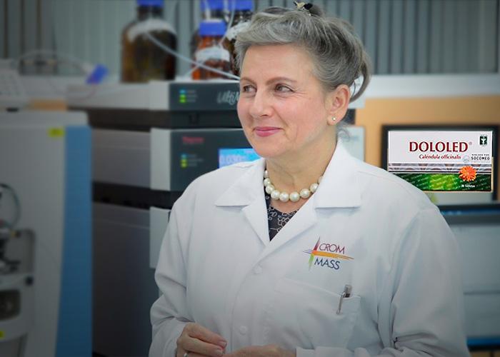 La química rusa que sacó Dololed del mercado
