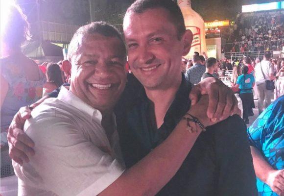 El contratista Emilio Tapias se burla de la prisión