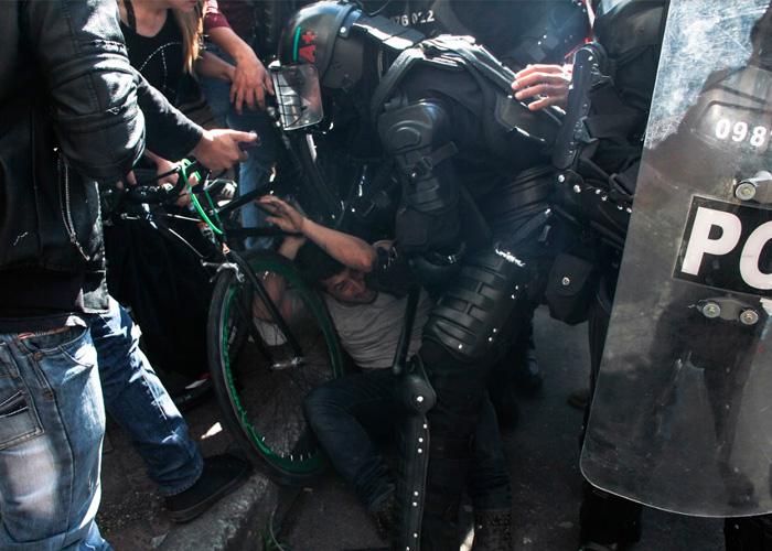 El carnaval de la deshumanización colombiano
