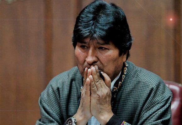 Evo Morales, ¿pedófilo?