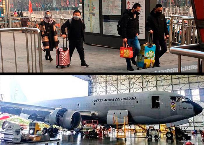 Mejor contaminarse en China de Coronavirus que ser desempleado en Colombia