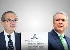 El procurador le mete presión al gobierno por asesinato de exFarc