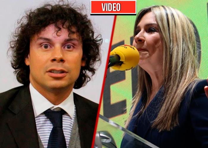 """""""Hassan Nassar es un patán, un fracasado"""" La rabia de Vicky Dávila contra el jefe de prensa de Duque - Las2orillas"""