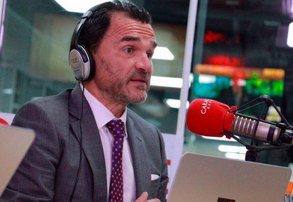Sacudón en Caracol radio: sale el español Juan Ignacio Reglero, el número uno
