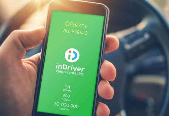 El conductor de Indriver que insultó y golpeó a una pasajera en Bogotá. Video