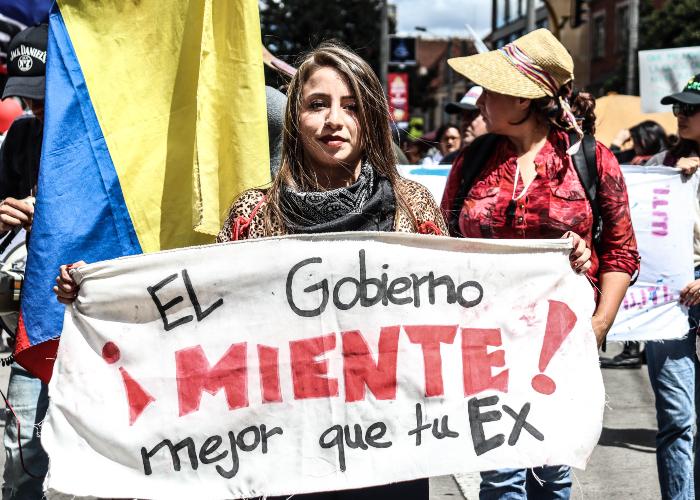Jóvenes colombianos: desesperanzados y sin empleo