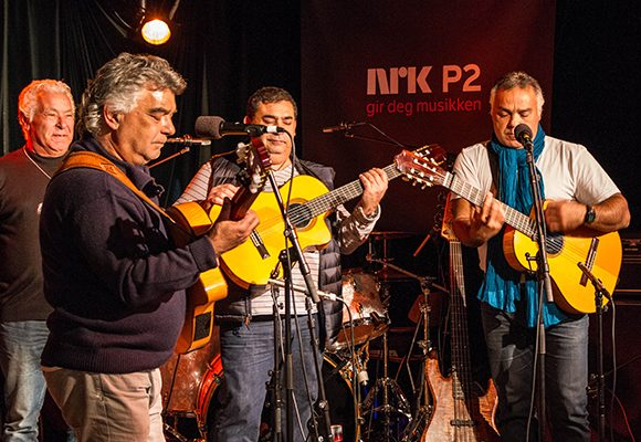 El poder de Gipsy Kings. Video