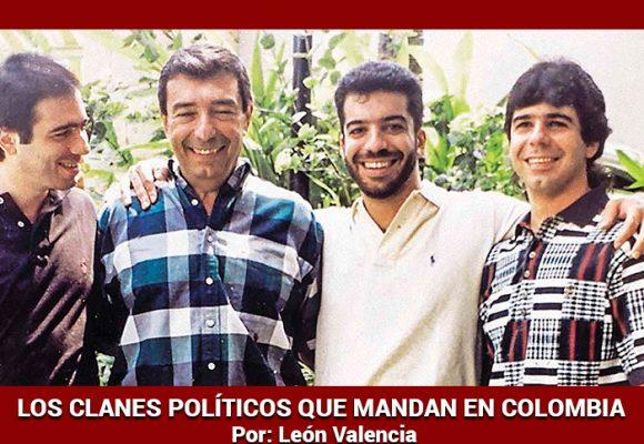 Cómo el clan Char y otros 18 mandan en la política colombiana