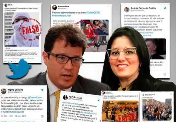 La bodega uribista, un ejército de 86 activos tuiteros