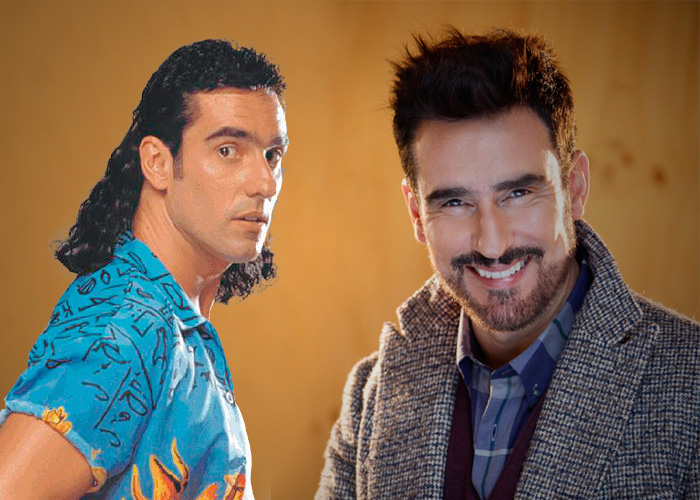 La mano de Miguel Varoni en Telemundo