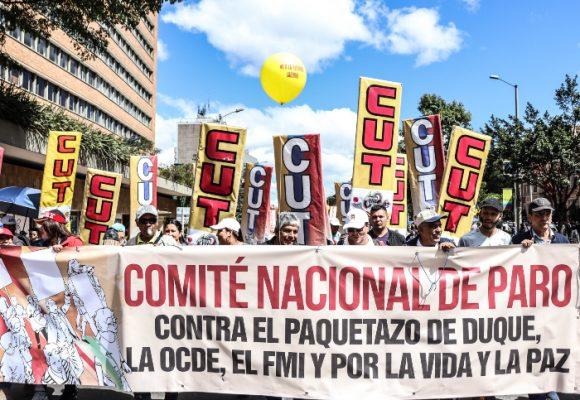 Colombianos ¿obligados a un nuevo paro nacional?