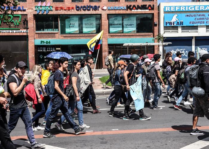 Lenguaje, protestas y resistencia