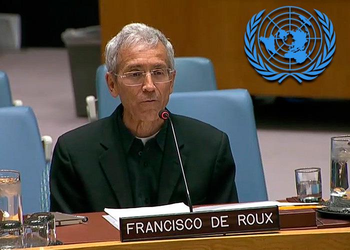 La voz de las víctimas, aún sin ser escuchada plenamente, llega a la ONU