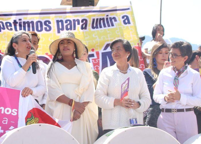 El apoyo de María José Pizarro en contravía a su jefe Gustavo Petro fue recompensado